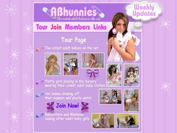 AB Hunnies Account Share