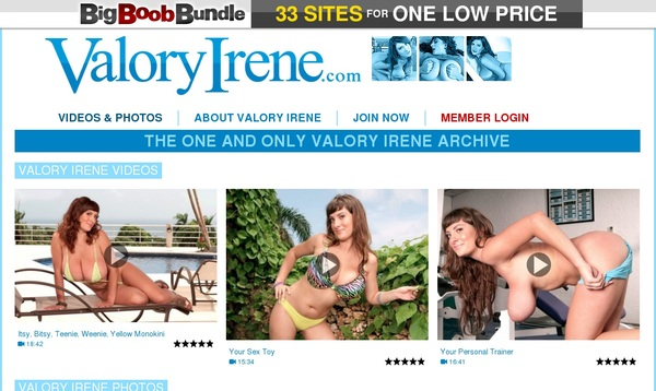 Account Free Valory Irene