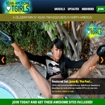 Asian American TGirls Online
