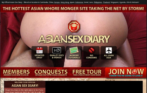 Asian Sex Diary Free Porn
