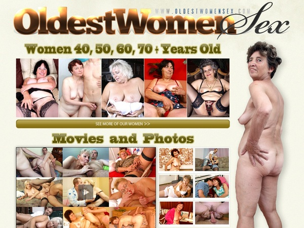 Free Account Of Oldestwomensex.com