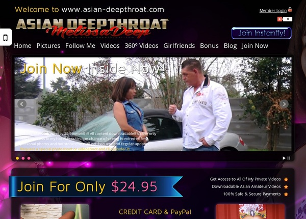 Free Asian-deepthroat.com Id And Password