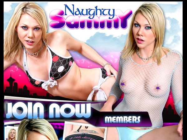 Naughty Sammy Paypal Sign Up