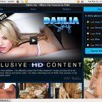 Paypal With Dahlia Sky