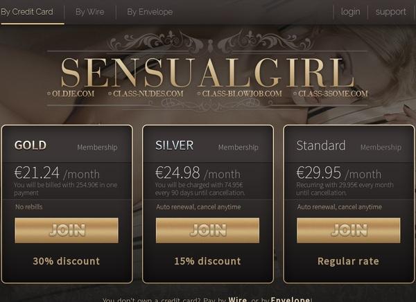 Porn Pass Sensualgirl.com