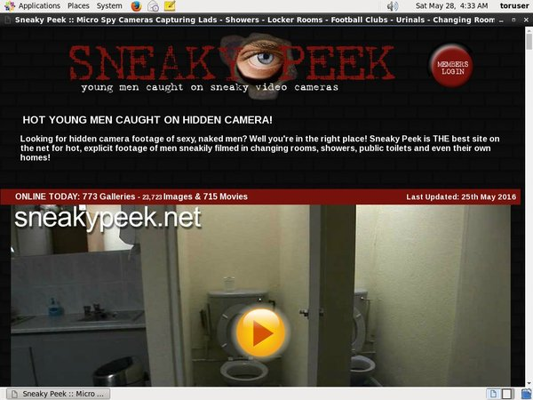Sneaky Peek Reviews