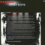 Spanking Army Boys Account New
