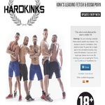 Free Hard Kinks Codes