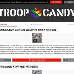 Mobile Troopcandy.com Account