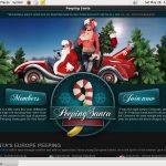 Peepingsanta.com Valid Password