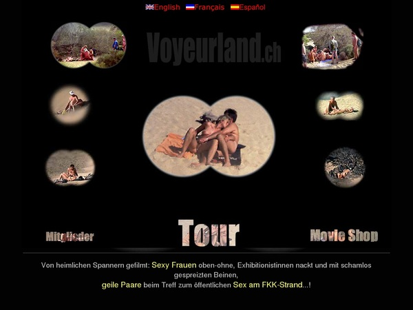 Free Login Voyeurlandch