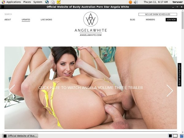 Angela White Dvd