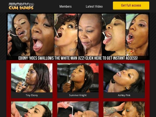 Ebony Cum Dumps Bill.ccbill.com