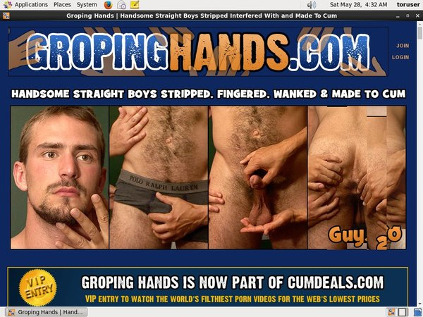 Free Gropinghands.com Movies