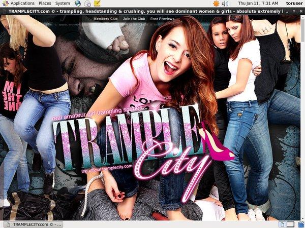 Trample City Netcash