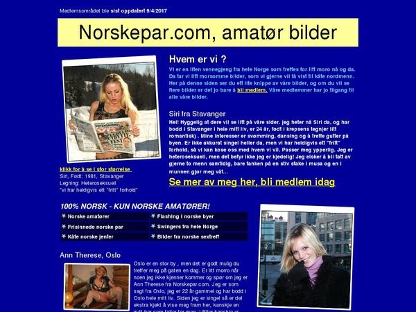 Norske Par Payment Options
