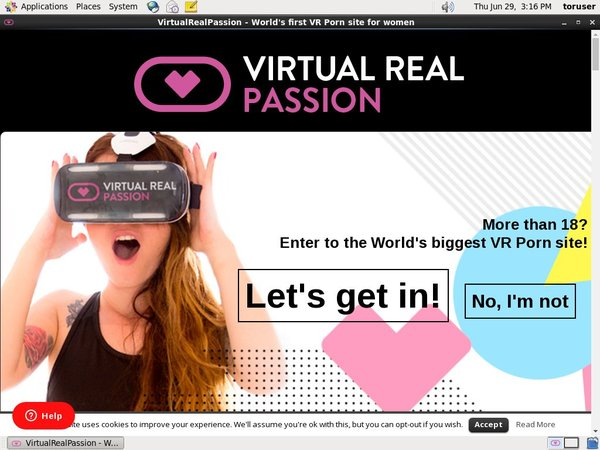 Virtual Real Passion Collection