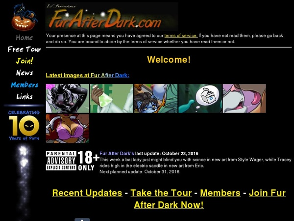 Account For Fur After Dark Free
