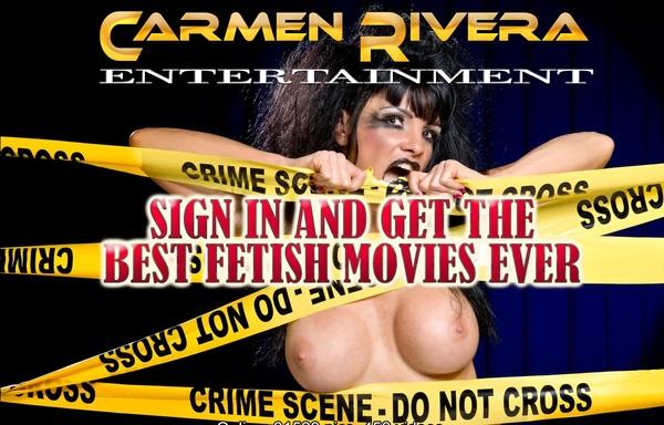 Carmen Rivera VIP By SMS