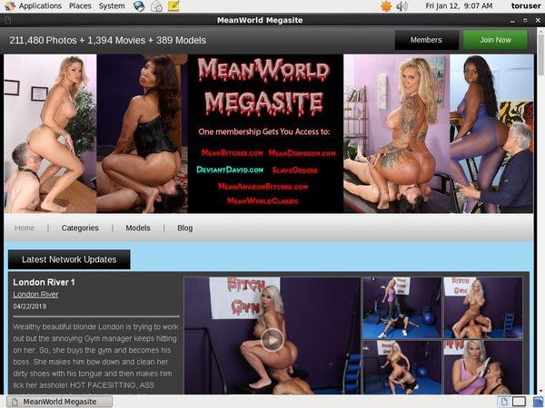 Meanworld.compassword Free